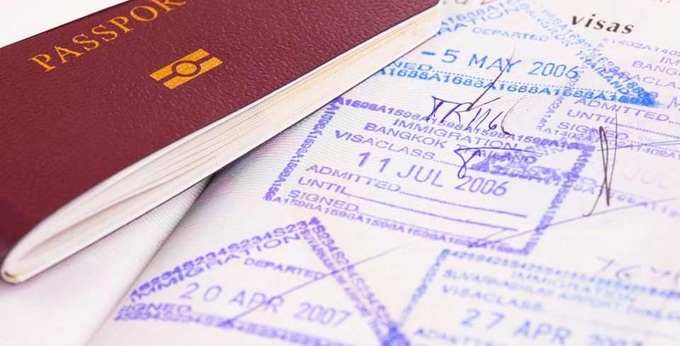 Visa de touriste en Thaïlande